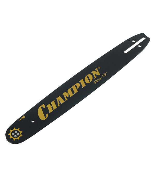 "Шина Champion (952910) 15"" шаг 0,325"" паз 1,5 мм 64 звена"