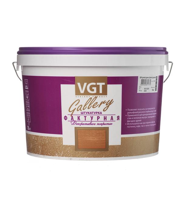 цена на Фактурная штукатурка VGT Gallery 18 кг