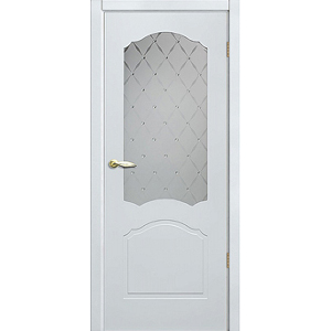 Дверные полотна окрашенные эмалью