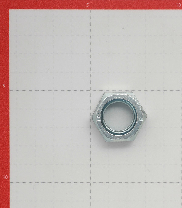 Гайки оцинкованные М18 DIN 934 (1 шт) гайки оцинкованные м20 din 934 7 шт
