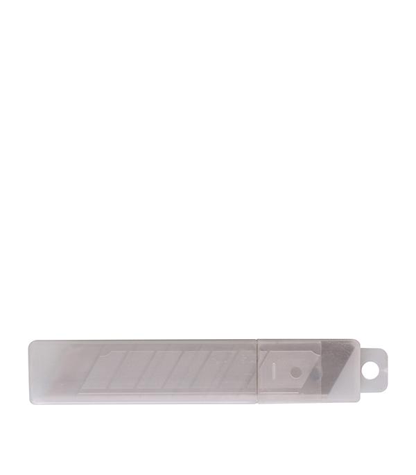 Лезвие для ножа Brigadier прямое 25 мм (10 шт)