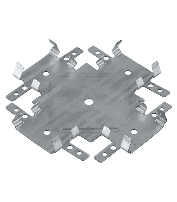 Соединитель одноуровневый краб Стандарт 60х27 0.9 мм стоимость