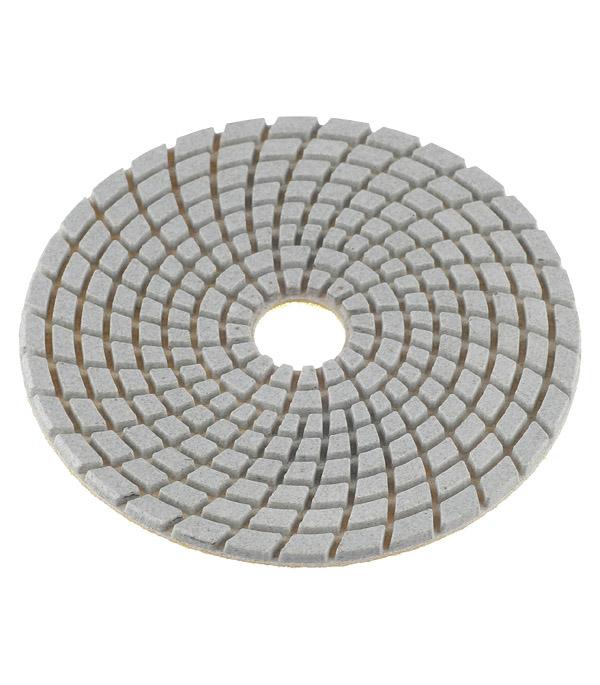 Круг алмазный шлифовальный по камню гибкий d100 мм P200