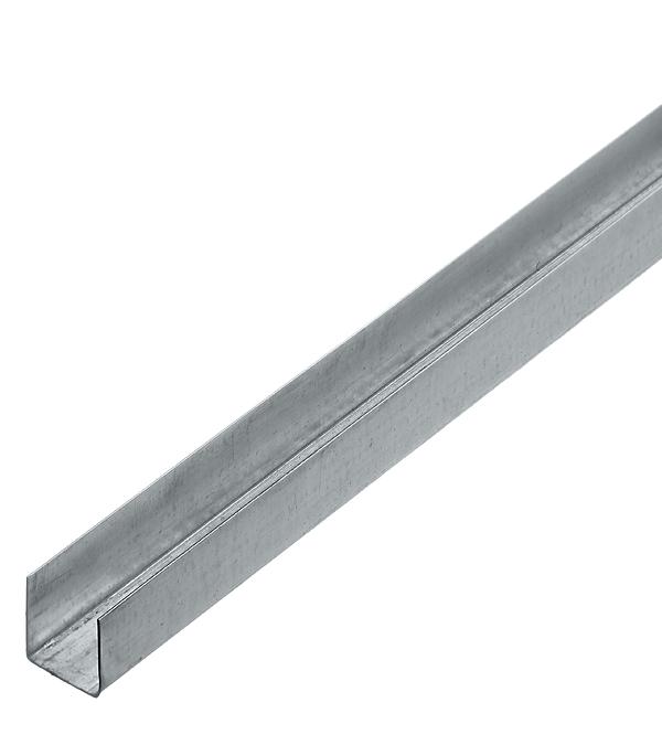 Профиль потолочный направляющий Стандарт 17х20 мм 3 м 0.50 мм