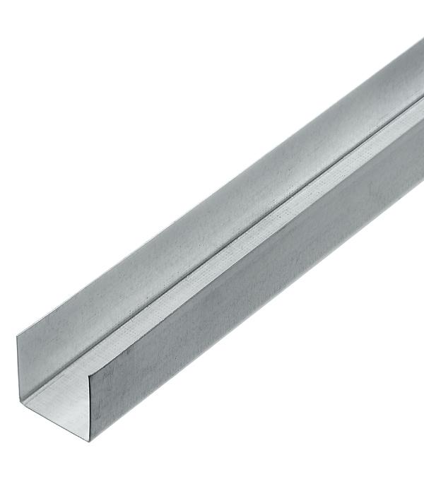 Профиль потолочный направляющий Knauf 27х28 мм 3 м 0.60 мм стоимость