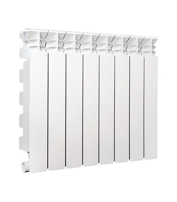 Радиатор алюминиевый Fondital ARDENTE C2 500/100 8 секций фото