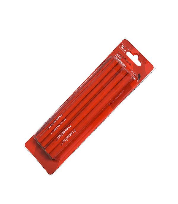 Карандаш строительный малярный (10 шт) карандаш для разметки stayer 06301 18 h20