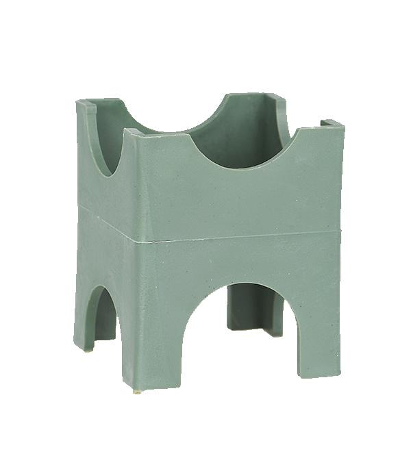 цена на Фиксатор для арматуры горизонтальный Опора Кубик 35/40/45/50 мм d4-32 (250 шт)