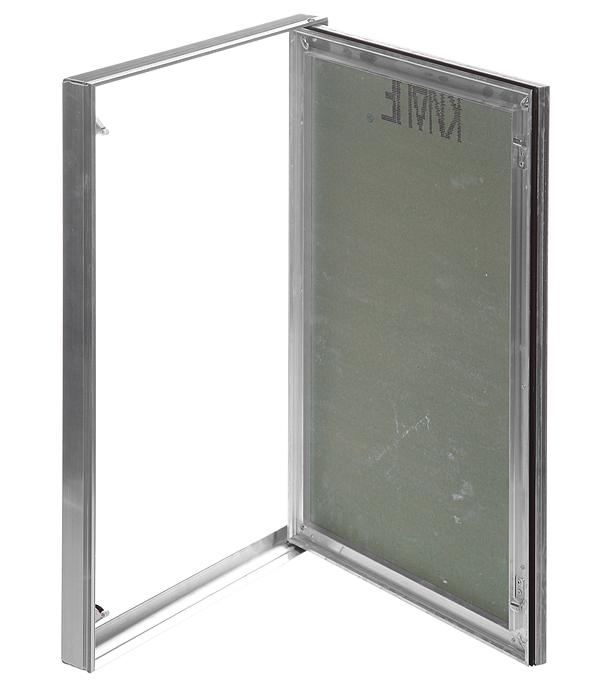 Люк ревизионный под покраску Планшет Короб Практика 600х400 мм алюминиевый