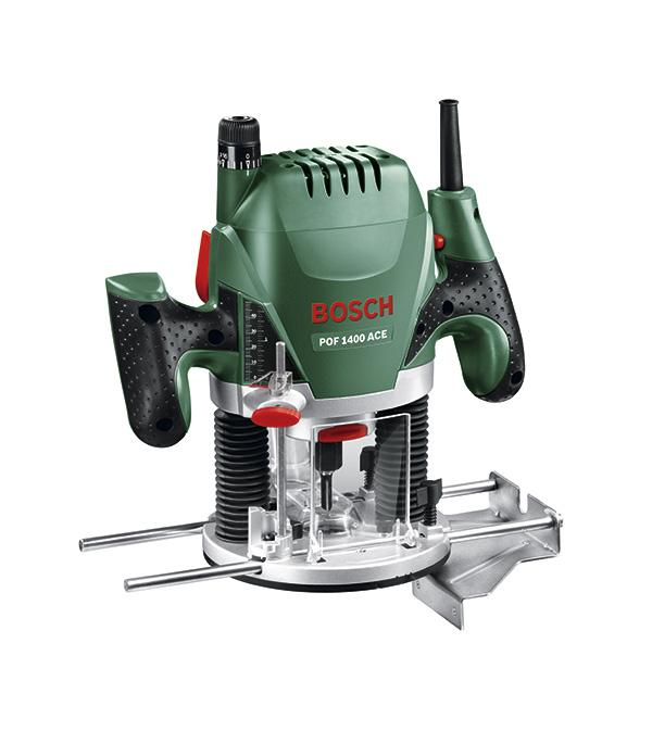 цена на Фрезер электрический Bosch POF 1400 ACE (060326C820) 1400 Вт