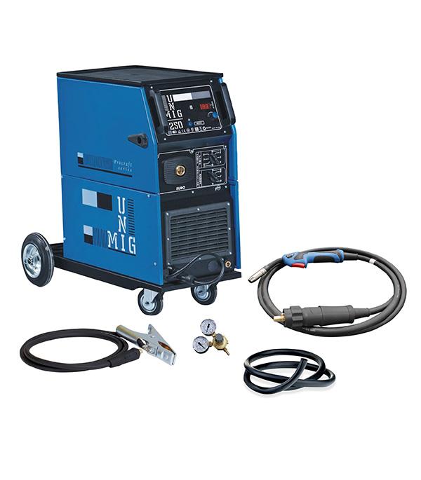 Сварочный аппарат трансформаторного типа Awelco UNIMIG 250 (N14101RP) MIG