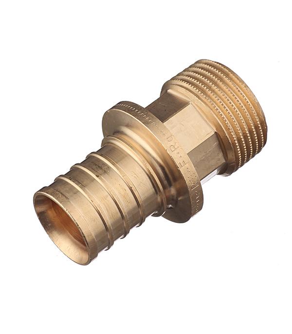 Соединитель прямой RX Rehau (14563211001) 32 мм х 1 НР(ш)