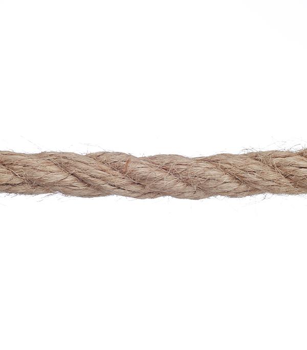 Канат джутовый d8 мм 20 м канат 40 м 3 2 т 16 мм для лебедок мтм znl тор 1271125