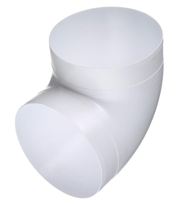 Колено для круглых воздуховодов пластиковое d160 мм 90° цена