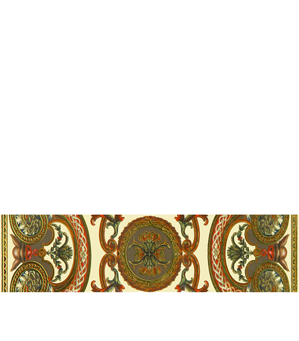 Плитка бордюр 250х65х8 мм Триумф 01 бежевый настенная плитка venus ceramica celine riga 22 5x60 7