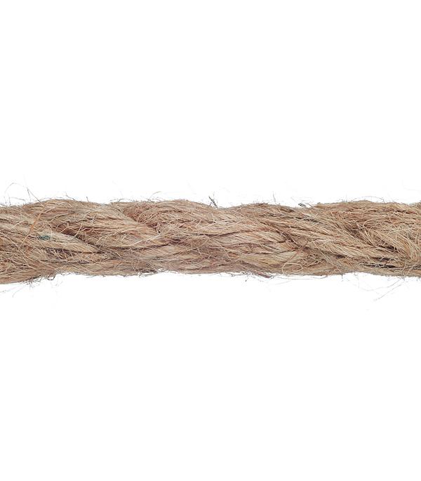 Канат джутовый d12 мм 10 м канат 40 м 3 2 т 16 мм для лебедок мтм znl тор 1271125