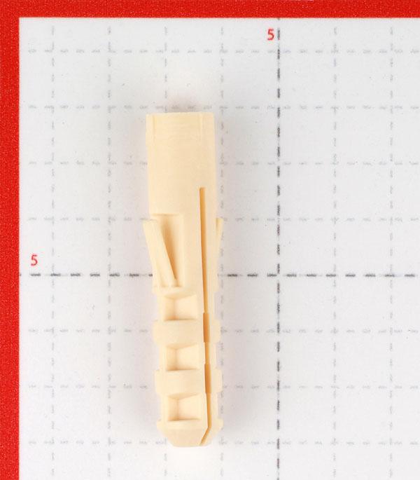 Дюбель распорный Hard-Fix/Wenzo 12x60 мм нейлон (25 шт.) фото