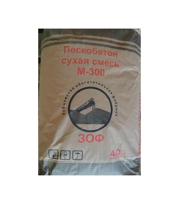 Пескобетон (ЦПС) М300 ЗОФ 40 кг