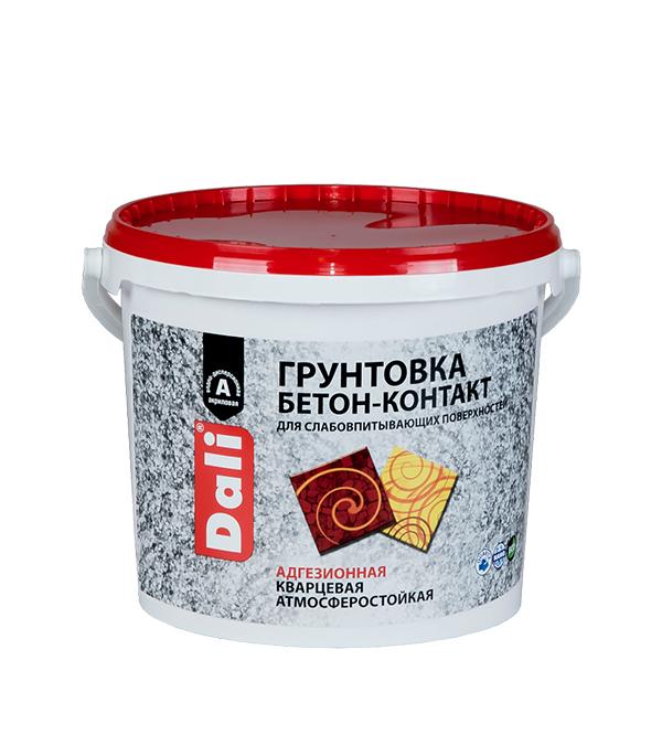Грунт бетоноконтакт Dali 6 кг