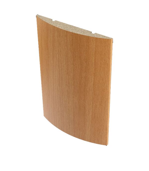 Наличник полукруглый Verda ДПГ ламинированная финишпленка миланский орех 70х8х2150 мм (1 шт.)