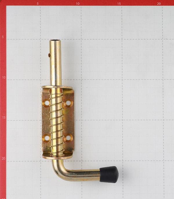 Шпингалет GAH ALBERTS пружинный 176 мм оцинкованный