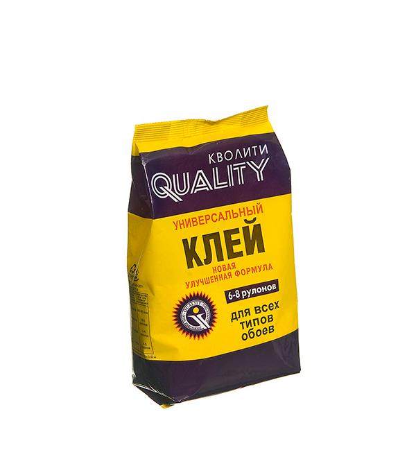 Клей Quality универсальный для обоев 200 гр цена 2017