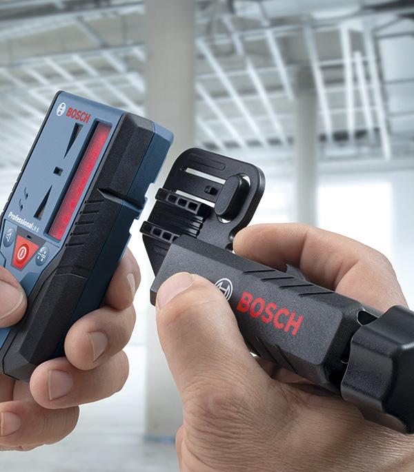 Держатель Bosch LR 6/LR 7 (1608M00C1L) для приемника