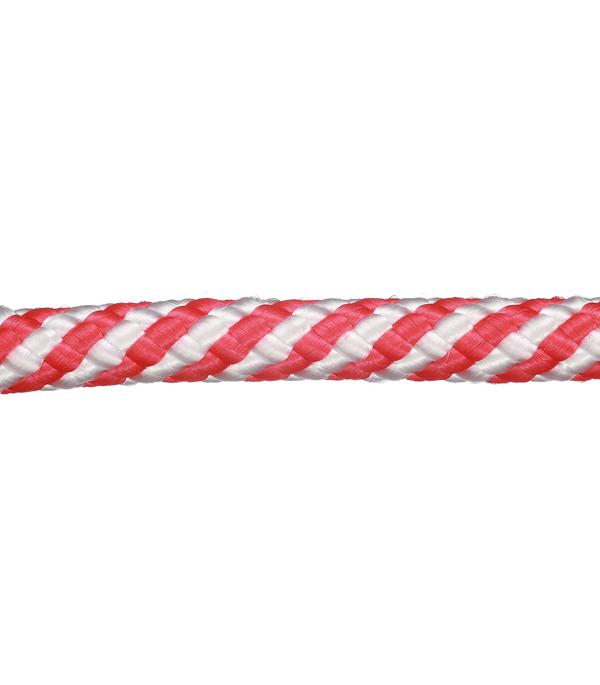 Плетеный шнур полипропиленовый повышенной плотности цветной d10 мм