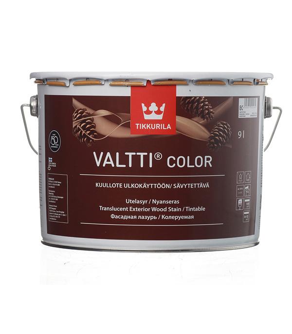 Антисептик Tikkurila Valtti Color 9 л, Бесцветный  - Купить