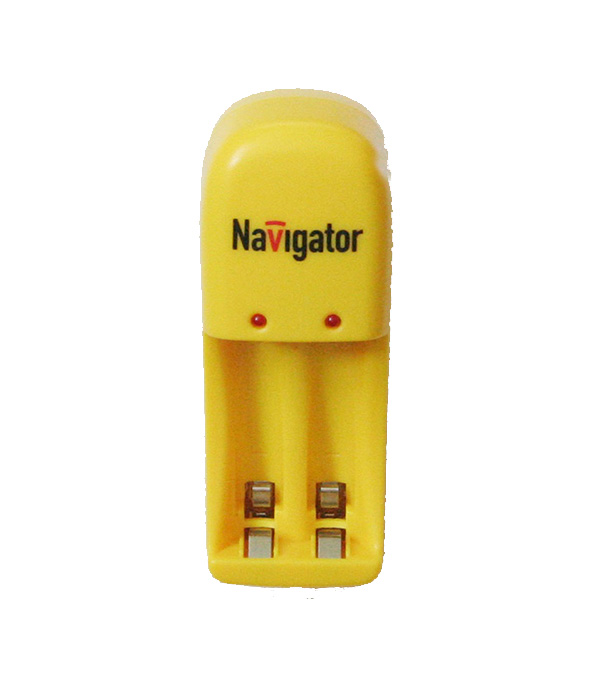 Зарядное устройство NAVIGATOR на 2 аккумулятора цена и фото