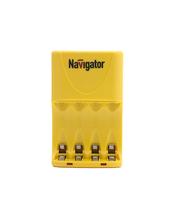 цена на Зарядное устройство Navigator на 4 аккумулятора