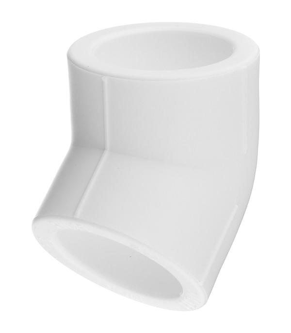 Угол полипропиленовый 32 мм, 45° Valtec цены
