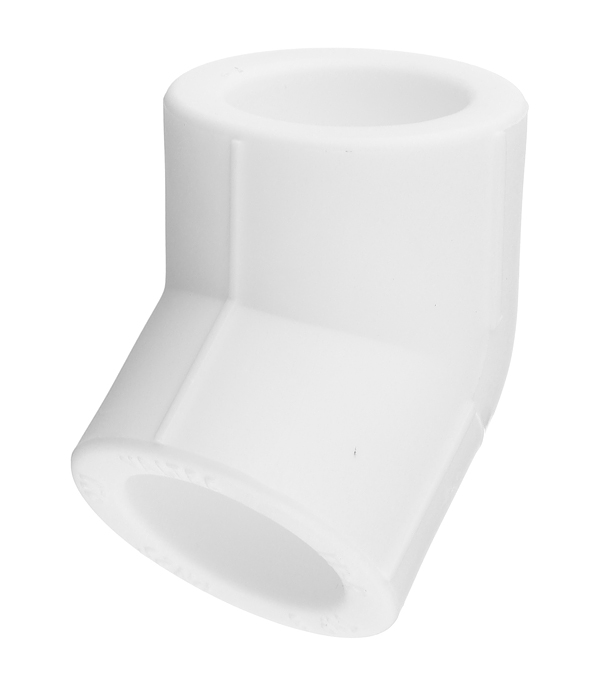 Угол полипропиленовый 20 мм, 45° Valtec цены онлайн