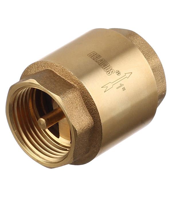 Купить Обратный клапан FV-C 1 латун. Клапан