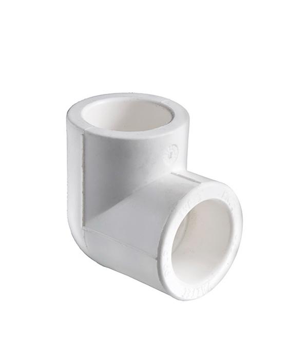 Угол полипропиленовый 20 мм, 90° Valtec стоимость