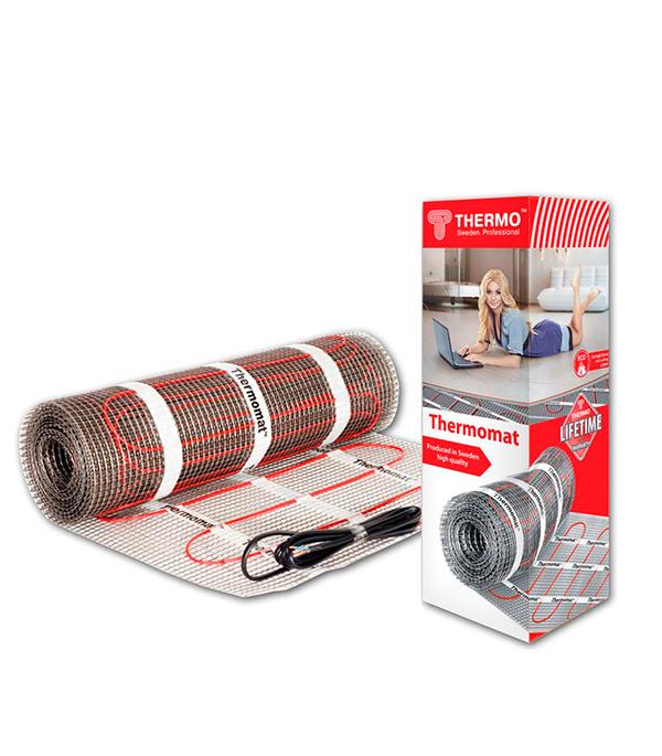 Теплый пол нагревательный мат Thermo Thermomat 2,5 кв.м 180 (450) Вт