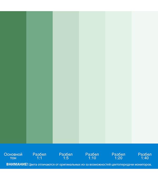Колер краска Текс Профи зеленая №14 0,75 л фото
