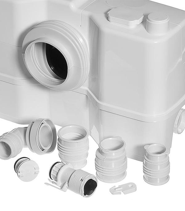 Насосная канализационная установка Grundfos Sololift2 WC-3 (97775315) 149 л/мин