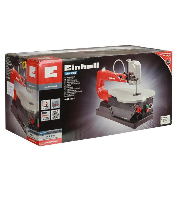 Станок лобзиковый Einhell TC-SS 405 E (4309040) 120 Вт