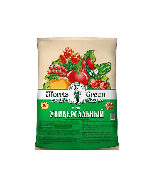 Почвогрунт Morris Green универсальный 33 л