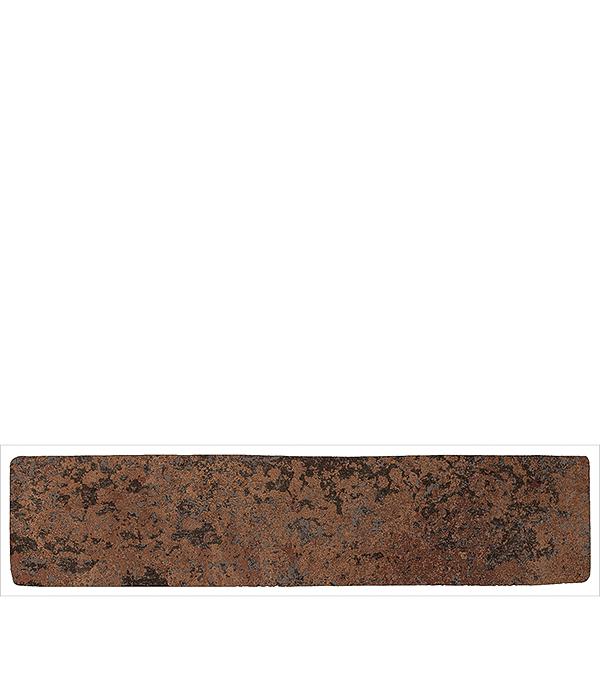 Купить Керамогранит Brickstyle 250х60х10 мм Westminster оранжевый /Голден Тайл (32 шт=0, 48 кв.м), Golden Tile, Оранжевый