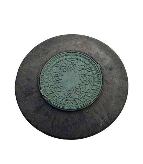 Люк полимерно-песчанный конусный 1070х160 мм