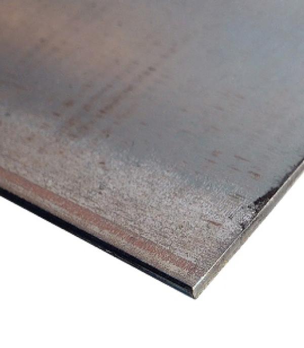 Лист горячекатаный 1,5х1250х2500 мм фото