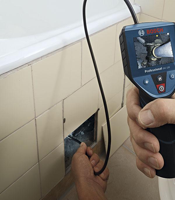 Камера инспекционная Bosch GIC 120 (00601241100)