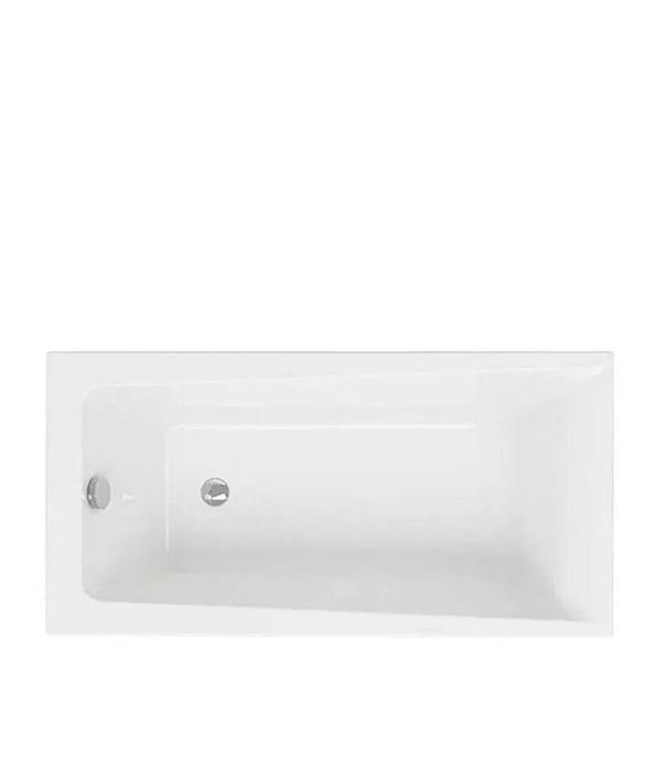 Ванна акриловая CERSANIT Lorena 160х70см акриловая ванна cersanit smart 170 l