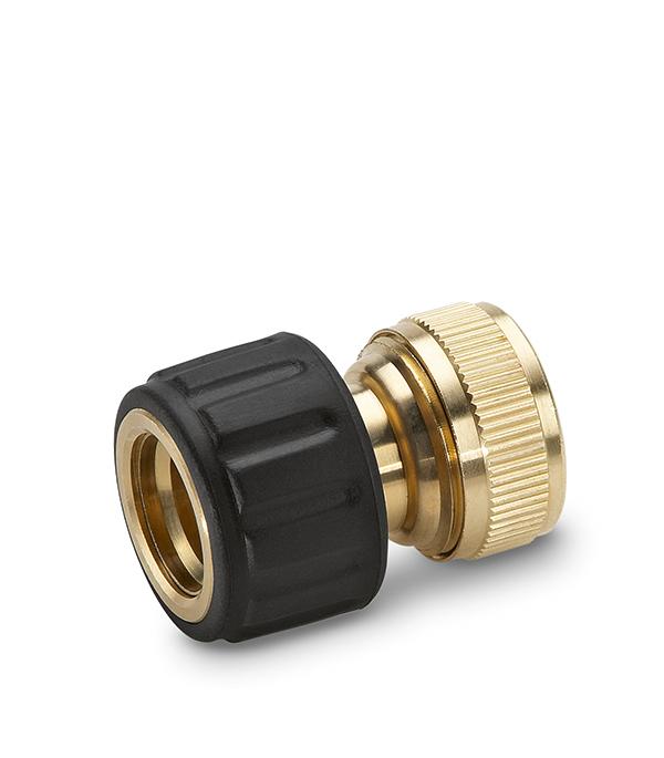 Коннектор латунный Karcher 3/4'' коннектор karcher 1 2 3 4 универсальный