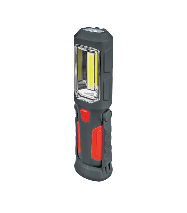 Фонарь подвесной Navigator (140312) светодиодный 1+1 LED 3,5 Вт на батарейках пластик многофункциональный