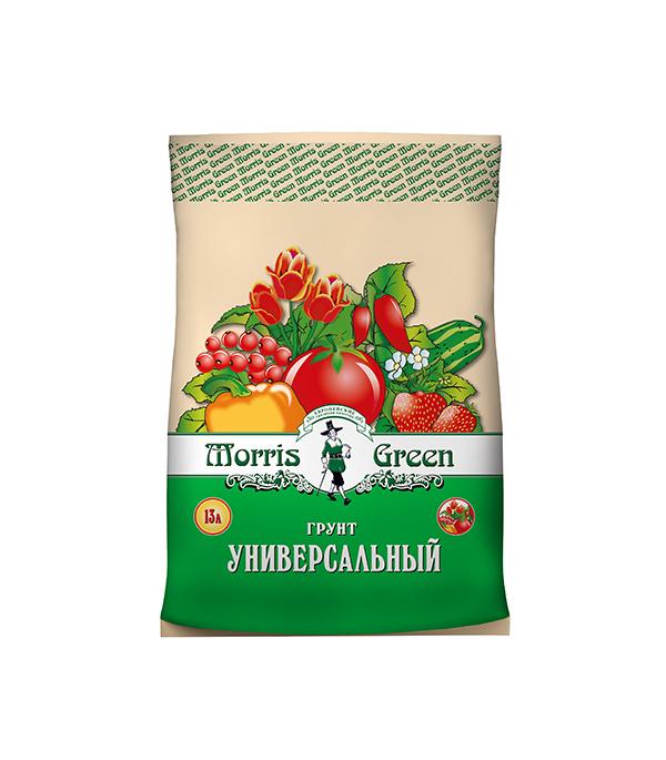 Почвогрунт Morris Green универсальный 13 л грунт morris green для орхидей