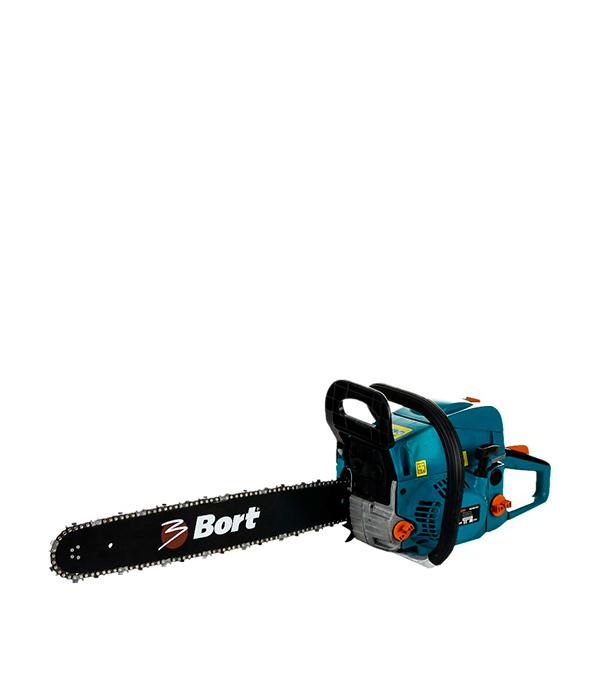 "Бензопила Bort 2220 (98296198) 2,99 л.с. 20"" шаг 3/8"" паз 1,3 мм 76 звеньев"