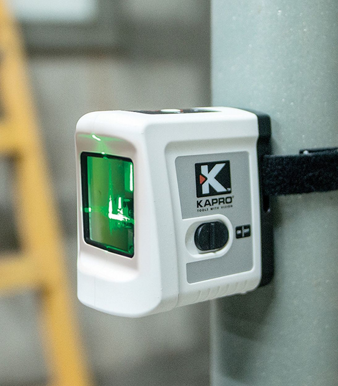 Нивелир лазерный Kapro 862G